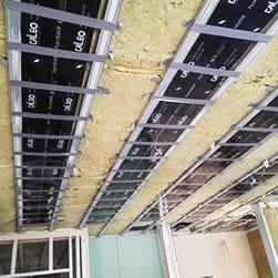 CALEO 160 W m2 stropno ogrevanje