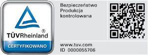 certifikat Firma TUV 1