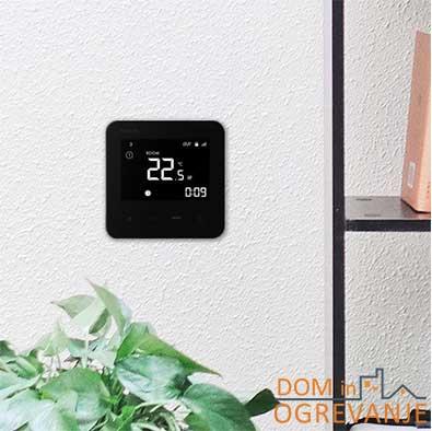 Heato9 eifi termostat na steni