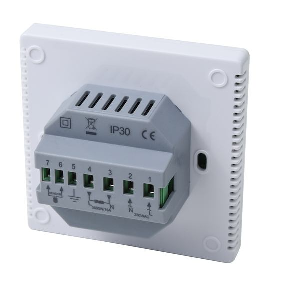 bvf 701 termostat priklopi