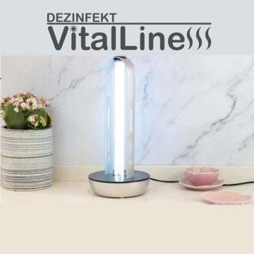 UVC VitalLine Dezinfekt 36