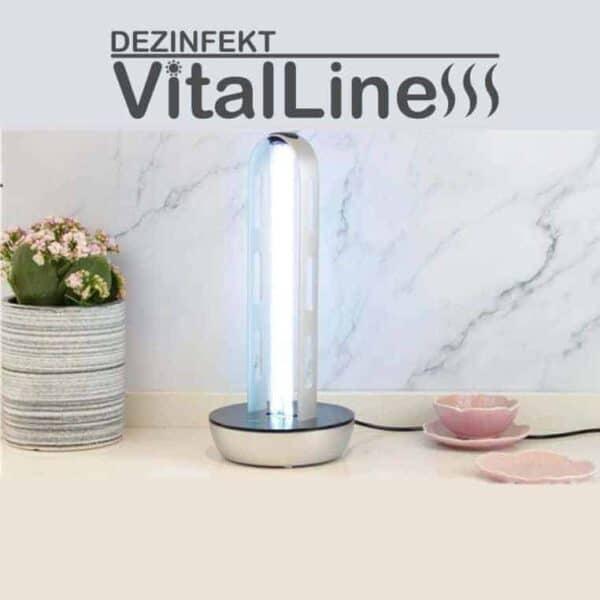 dezinfekcija UVC svetila vitalline 36 1