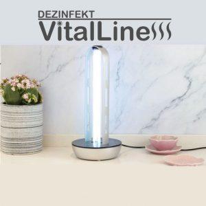 dezinfekcija UVC svetila vitalline 36