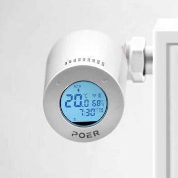 Termostatski WIFI ventil Poer PTV30