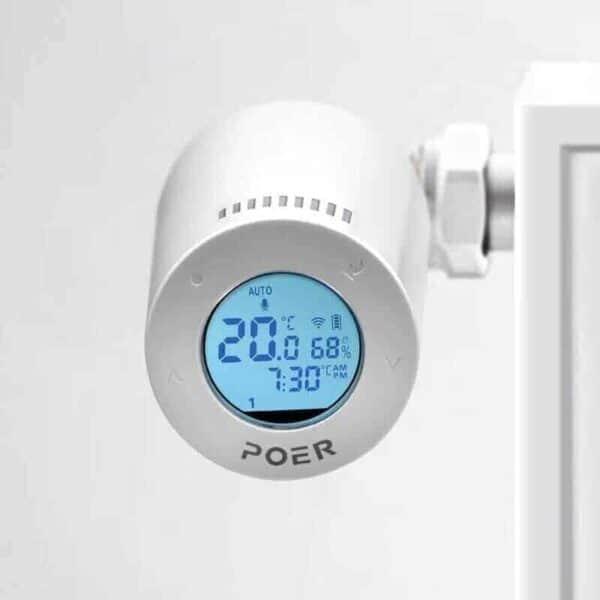 pametni wi fi radiatorski termostatski ventil