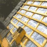 toplotna izolacija za strehe