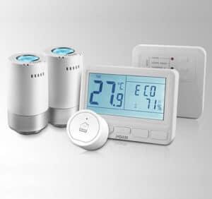 wifi termostat poer glave za ventil